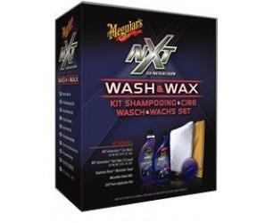 <span style='font-size:16px;font-weight:bold;'>Meguiars Nxt Generation Wash and Wax Kit - zestaw do pielęgnaci samochodu</span><br /><span style='font-size:10px'>Zdjęcie 1 z 1</span>