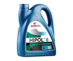 <span style='font-size:16px;font-weight:bold;'>Orlen Hipol 6  GL4-  mineralny olej przekładniowy  5l</span><br /><span style='font-size:10px'>Zdjęcie 1 z 1</span>