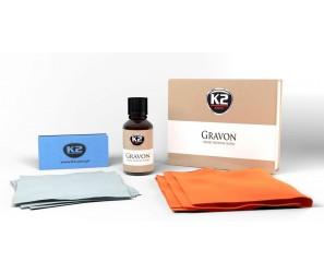 <span style='font-size:16px;font-weight:bold;'>K2 Gravon ceramiczna ochrona lakieru - zestaw</span><br /><span style='font-size:10px'>Zdjęcie 1 z 1</span>