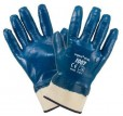 Rękawice nitrylowe PCV olejoodporne