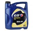 Olej silnikowy ELF Sporti TXI 15W/40 5L