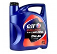 Olej silnikowy ELF Evolution 500 Turbo Diesel 15W/40 5L