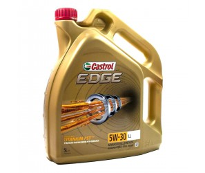 <span style='font-size:16px;font-weight:bold;'>Olej silnikowy Castrol Edge Titanium FST LL 5W/30 5L</span><br /><span style='font-size:10px'>Zdjęcie 1 z 2</span>