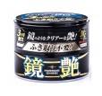 Soft99 Mirror Shine Wax Dark wosk polimerowy do ciemnych lakierów 200g