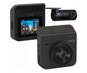 <span style='font-size:16px;font-weight:bold;'>Wideorejestrator 70mai A400 Dash Cam + kamera tylna RC09</span><br /><span style='font-size:10px'>Zdjęcie 1 z 5</span>