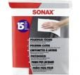 SONAX ściereczka do polerowania - idealny połysk na nowych lakierch bez zadrapań